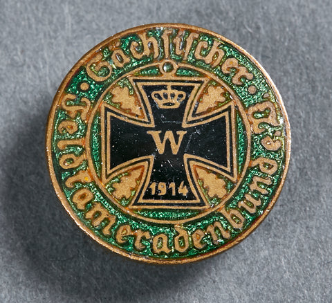 German WWI Pin
