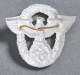 WWII German Police Other Ranks Insignia