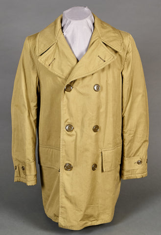WWII US Mackinaw Coat