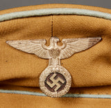 Third Reich Era Early Political Leader Visor Cap