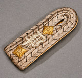 Prussian Landwehr Officer Single Shoulder Board