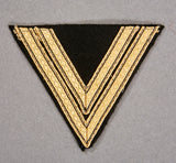 WWII German Waffen SS Tropical Chevron