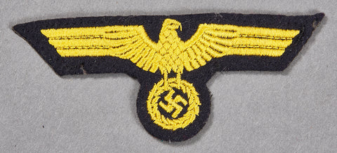 German WWII Navy Breast Eagle