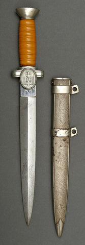 Social Welfare Officer's Dagger by Unknown Maker