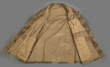 WWII German Luftwaffe Ground Forces Tan and Water Smock