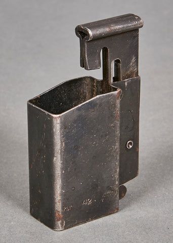 WWII German Quick Loader for Machine Pistol