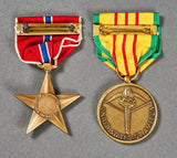 US Vietnam era Bronze Star Grouping for Air Force Pilot