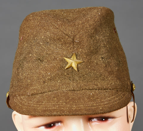 Japanese WWII Army Field Cap