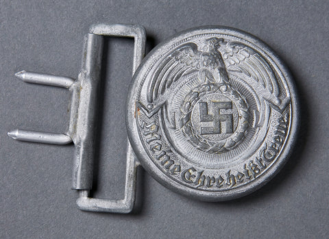 WWII German SS Officer's Buckle