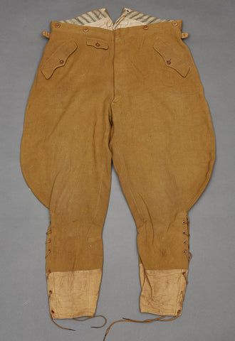 WWII German Political Leader's Breeches