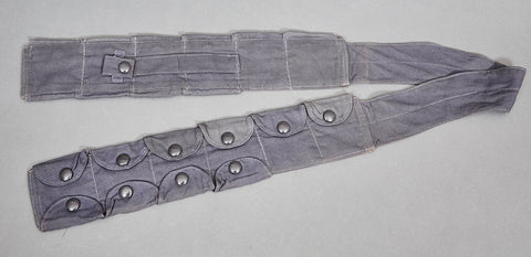 German WWII Luftwaffe Bandolier