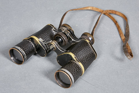 WWII Vintage Binoculars made by Solux