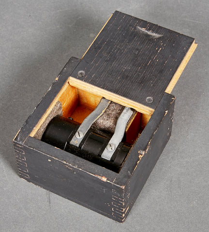 German WWII Inert Boxed Fuse
