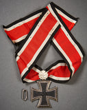 Rare and Desirable Knight's Cross with Oak Leaves Set