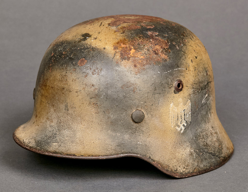 Dating us army helmets