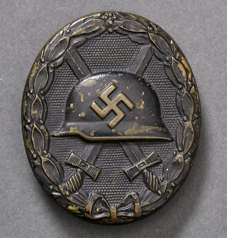 WWII Black Wound Badge