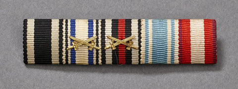 WWI Five Ribbon Bar