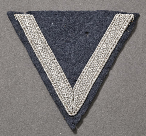 WWII German Luftwaffe Sleeve Chevron