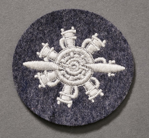 WWII German Luftwaffe Specialty Arm Patch