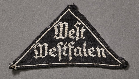 "German BDM ""District"" Triangle"