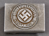 WWII German Police Other Ranks Buckle