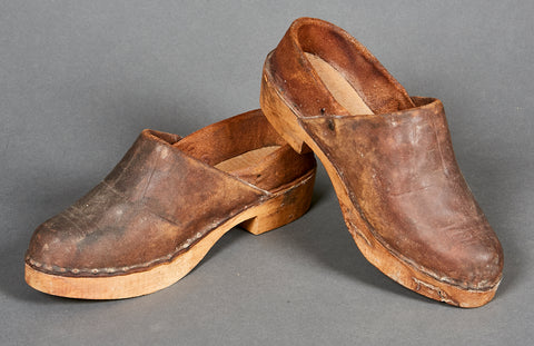 WWII German Work/Camp Shoes