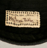 "WWII German Police Panzer Side Cap for ""Other Ranks"" Personnel"