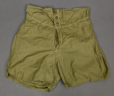 WWII US Cotton Drawers/Skivvies