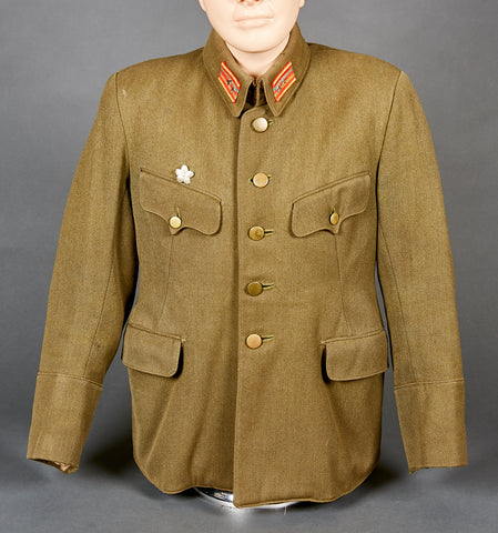 WWII Japanese Army Officer Dress Tunic
