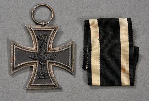 WWI German Iron Cross 2nd Class with Ribbon