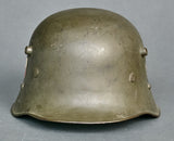 German Army Model 1916 Double Decal Transitional Reissue Helmet