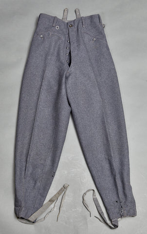 WWII German Luftwaffe 1943 Combat Trousers