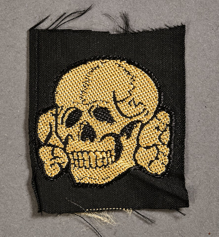 SS Cap Skull, German Tropical