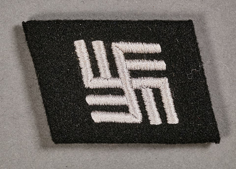 Luftwaffe and Army Collar Tab for German Personnel...