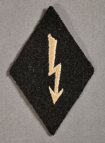 SS Sleeve Triangle for German Qualified Signals Personnel