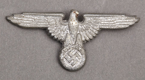 WWII German SS Eagle for Visor Cap