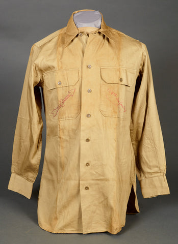 "WWII U.S. Infantry ""Buddy"" Shirt"
