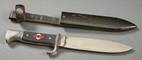 WWI German Hitler Youth Knife RZM Vintage