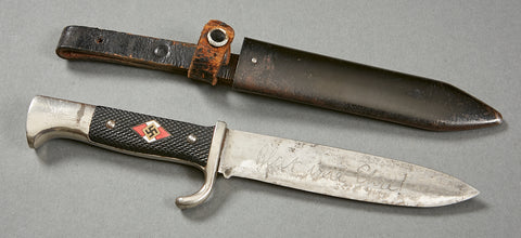 German WWII Hitler Youth Knife by Wüsthof ***STILL AVAILABLE***