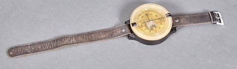 WWII German Luftwaffe Wrist Compass