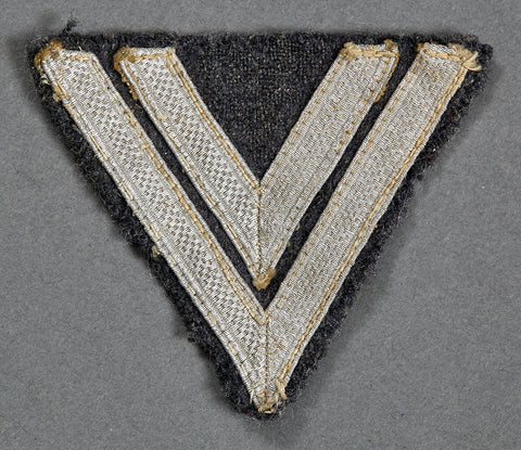 WWII German Luftwaffe Sleeve Chevron for Senior Corporal