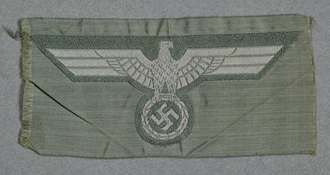 WWII German Army Enlisted Man's Breast Eagle