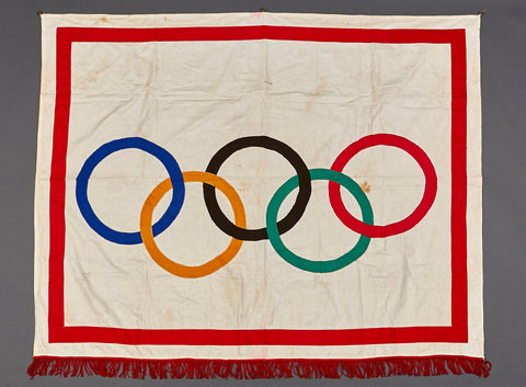 Pre-WWII German Olympic Flag