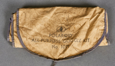 WWII US Polaroid Goggle Kit