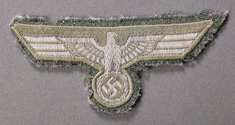 WWII German Army NCO Breast Eagle