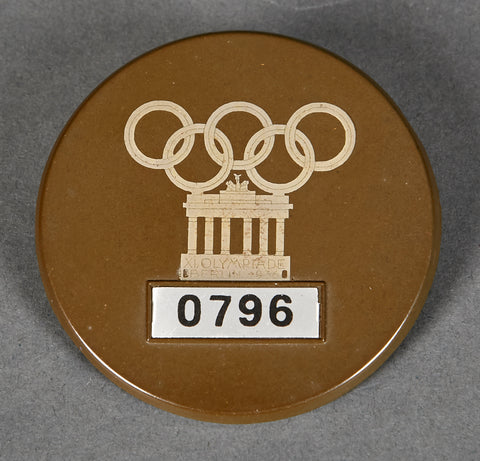 1936 German Olympic ID