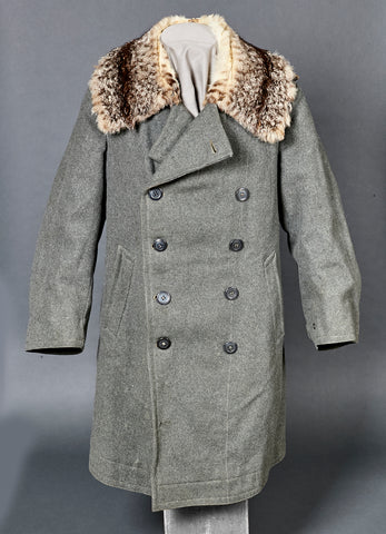WWI Prussian Officer Flyers Great Coat