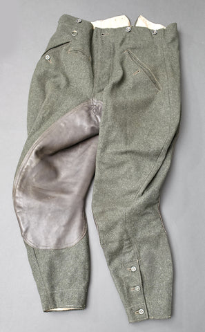 WWII German Army Riding Breeches