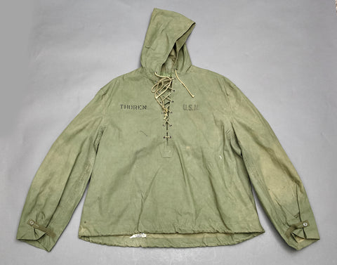 WWII US Navy Foul Weather Pullover