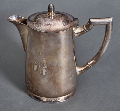 Coffee Pot from the Führerbau in München